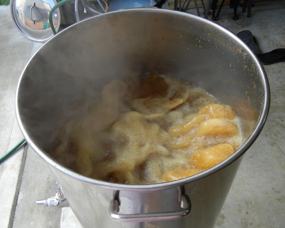 Texas Steam Full Boil